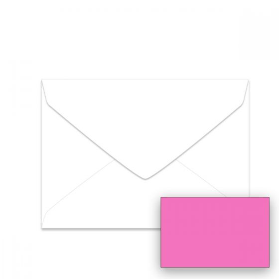 Astrobrights Pulsar Pink (1) Envelopes Find at PaperPapers