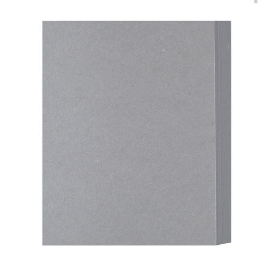 FAV Shimmer Pure Silver (1) Flat Cards -Buy at PaperPapers