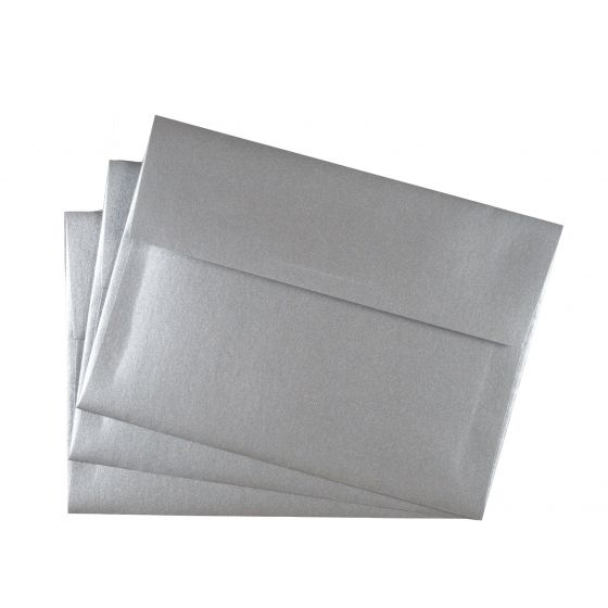 FAV Shimmer Pure Silver (6) Envelopes Available at PaperPapers