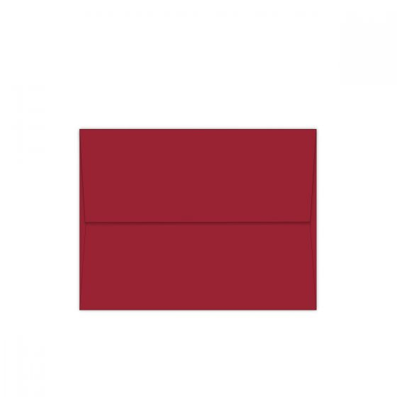 Basis Red (2) Envelopes -Buy at PaperPapers