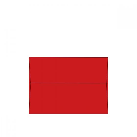 Poptone Red Hot (2) Envelopes Shop with PaperPapers