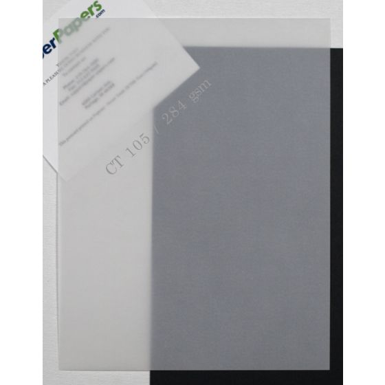 Translucent White Translucent (2) Paper Order at PaperPapers