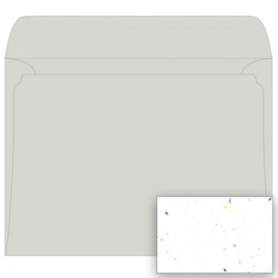 Astrobrights Stardust White (1) Envelopes From PaperPapers