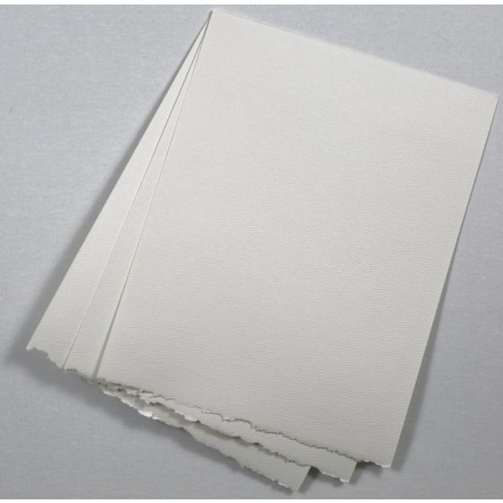 Strathmore Premium Pastelle Soft White (3) Paper Available at PaperPapers