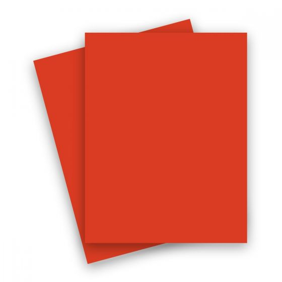 Poptone Tangy Orange (2) Paper Offered by PaperPapers