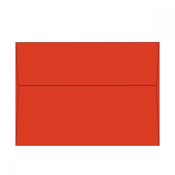 Poptone Tangy Orange (2) Envelopes -Buy at PaperPapers