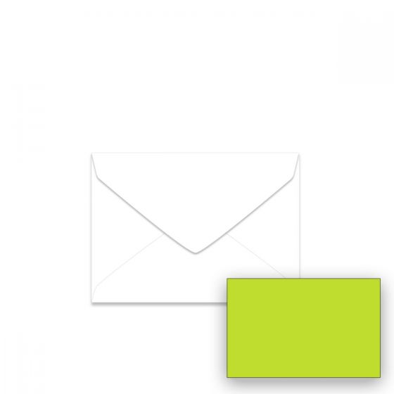 Astrobrights Terra Green (1) Envelopes Shop with PaperPapers