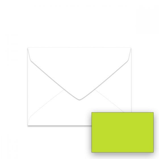 Astrobrights Terra Green (1) Envelopes Order at PaperPapers