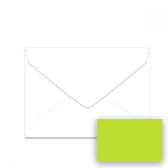 Astrobrights Terra Green (1) Envelopes From PaperPapers