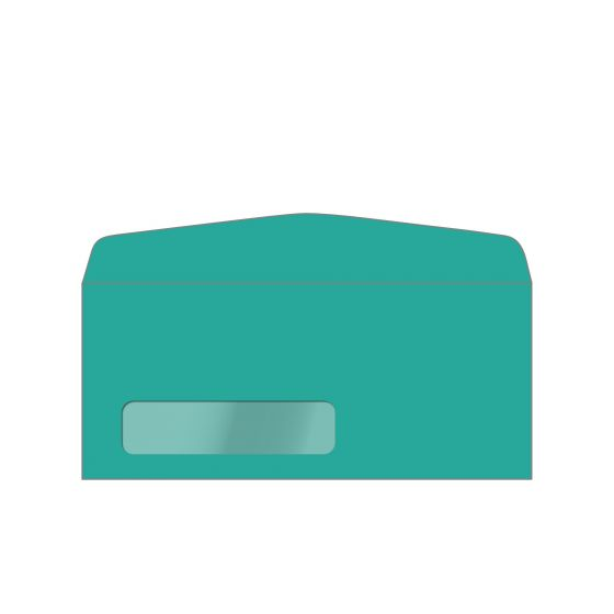 Astrobrights Terrestrial Teal (1) Envelopes -Buy at PaperPapers