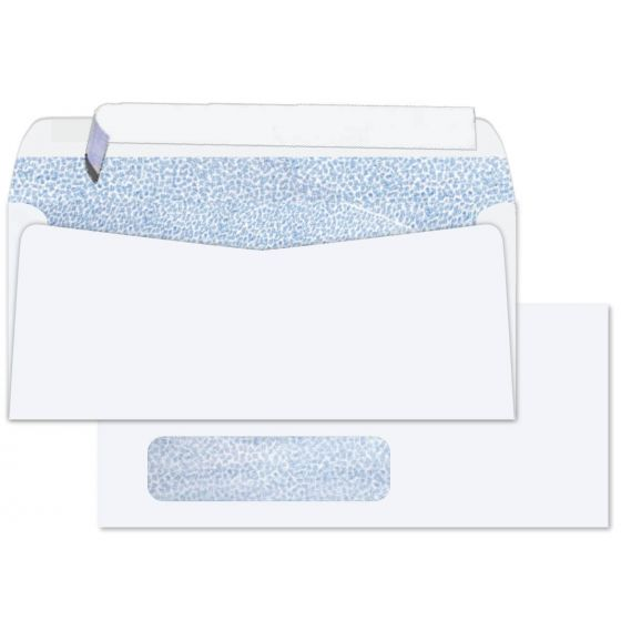Commodities White Wove (2) Envelopes Offered by PaperPapers