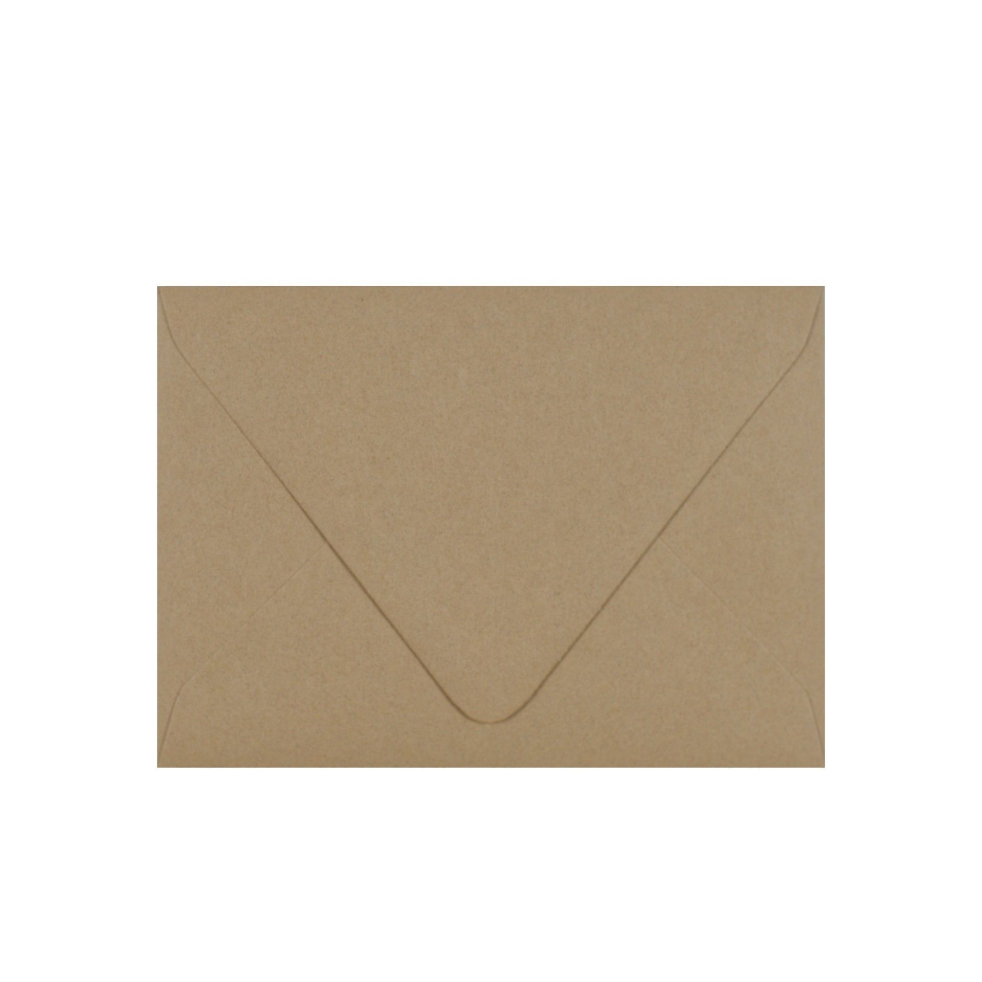 af1a0909c68b Light Rustic Kraft - A7 Euro Flap Envelopes 32 81lb Text (120gsm) - 25 PK