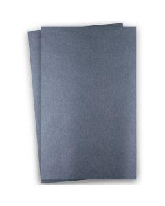 Shine IRON SATIN - Shimmer Metallic Card Stock Paper - 11x17 Ledger Size - 92lb Cover (249gsm) - 100 PK
