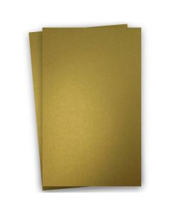 FAV Shimmer Pure Gold - 11 x 17 Paper - 81lb Text (120gsm) - 200 PK
