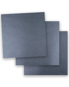 Shine IRON SATIN - Shimmer Metallic Card Stock Paper - 12 x 12 - 92lb Cover (249gsm) - 50 PK
