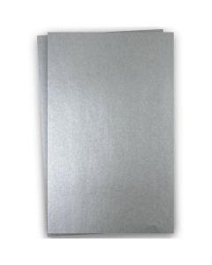 Shine PEWTER - Shimmer Metallic Paper - 12 x 18 - 32/80lb Text (118gsm) - 200 PK