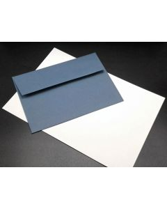 [Clearance] DIY Blueberry Cream A7 Envelopes and Card Set - 20 in a set
