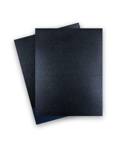 Shine ONYX - Shimmer Metallic Card Stock Paper - 8.5 x 11 - 107lb Cover (290gsm) - 500 PK