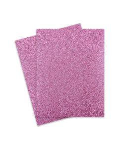 Glitter Paper - Glitter ROSE GOLD (1-Sided) 8.5X11 Letter Size - 10 PK