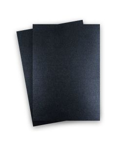 Shine ONYX - Shimmer Metallic Card Stock Paper - 8.5 x 14 Legal Size - 107lb Cover (290gsm) - 150 PK
