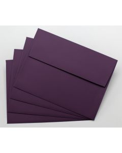 [Clearance] Plike - A6 Envelopes (4.75-x-6.5) - PURPLE - 25 PK