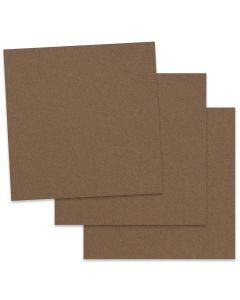 Crush Hazelnut - 12X12 Card Stock Paper  - 92lb Cover (250gsm) - 50 PK