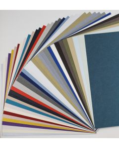 Curious Colorful Metallic Cardstock  Variety Pack (37 colors / 2 each) - 74 PK
