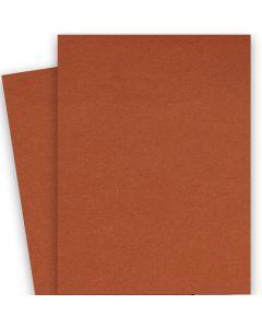 BASIS COLORS - 23 x 35 PAPER - Dark Orange - 28/70LB TEXT - 100 PK