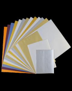 FAV Shimmer Envelope and Paper - TRY-ME Pack