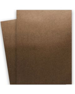 Shine BRONZE - Shimmer Metallic Card Stock Paper - 28x40 - 107lb Cover (290gsm) - 200 PK