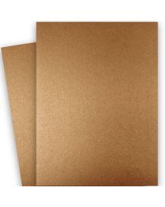 Shine COPPER - Shimmer Metallic Paper - 28x40 - 32/80lb Text (118gsm) - 500 PK