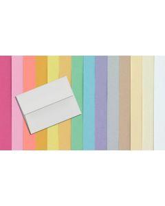 Domtar Colors Earthchoice - A2 Envelopes - 1000/carton