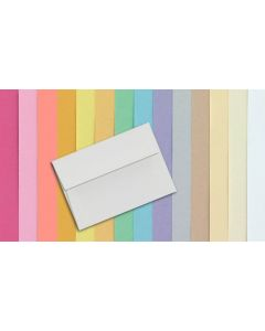 Domtar Colors Earthchoice - A7 Envelopes - 1000/carton
