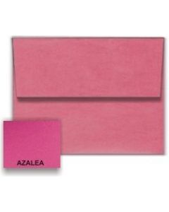 Stardream Metallic - A2 Envelopes (4.375-x-5.75) - AZALEA - 1000 PK