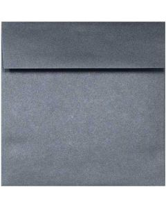 Stardream Metallic - 8 in (8x8) Square ANTHRACITE ENVELOPES - 1000 PK