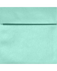 Stardream Metallic - 5 Square ENVELOPES - Lagoon - 1000 PK