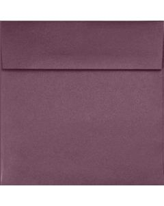 Stardream Metallic - Ruby (7x7) - 7 in Square Envelopes - 1000 PK