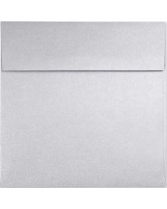 Stardream Metallic Silver (7x7) - 7 in Square ENVELOPES - 25 PK