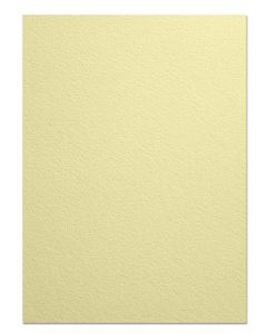 Arturo - FULL SIZE - 81lb Text Paper (120GSM) - BUTTERCREAM - (25 x 38) - 100 PK