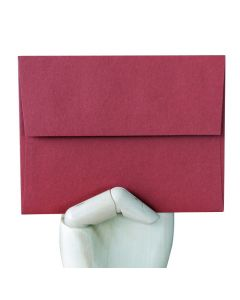 Crush Cherry (81T) - A2 Envelopes (4.375-x-5.75) - 1000 PK