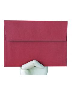 Crush Cherry (81T) - A7 Envelopes (5.25-x-7.25) - 50 PK