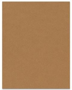 [Clearance] Curious Metallic - COGNAC Card Stock - 111lb Cover - 27 x 39 - 100 PK