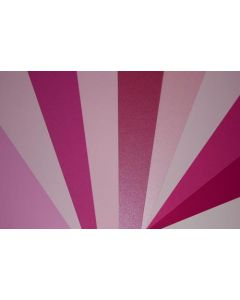 FAVORITE PAPERS - Pink - 8.5 x 11 Cardstock - TRY-ME Pack