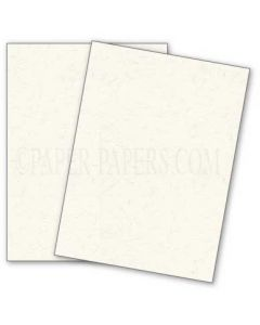 DUROTONE Newsprint - 26X40 Card Stock Paper - EXTRA WHITE - 80lb Cover - 500 PK