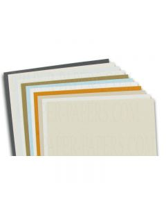Duro Variety Pack - Eco Friendly 8.5x11 Cardstock Variety Pack (11 colors / 5 each) - 55 PK