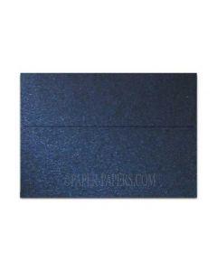 Shine MIDNIGHT Blue - Shimmer Metallic - A7 Envelopes (5.25-x-7.25) - 1000 PK