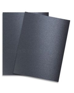 Shine IRON SATIN - Shimmer Metallic Paper - 8.5 x 11 - 32/80lb Text (118gsm) - 25 PK