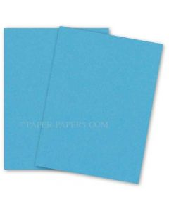 Astrobrights 8.5X11 Card Stock Paper - LUNAR BLUE - 80lb Cover - 250 PK