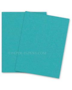 Astrobrights 8.5X11 Card Stock Paper - TERRESTRIAL TEAL - 65lb Cover - 250 PK