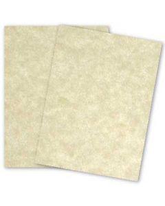 Astroparche - AGED - 8.5 x 11 Parchment Card Stock - 65lb Cover - 250 PK